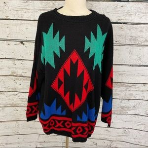 80s Vintage Oversized Sweater  no size VSCO girl